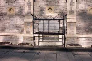 Wallenberg Monument
