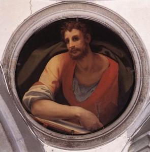 St Mark Bronzino