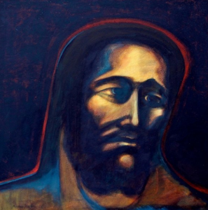 Christ in Gethsemane-4 Michael D. O'Brien