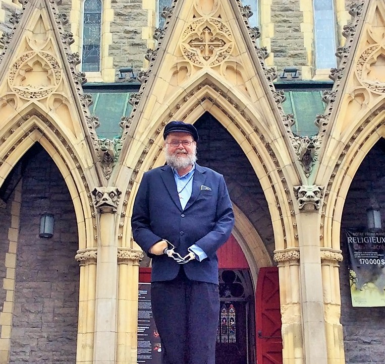 1 Fr Michael Lapsley at Christ Church cathedral